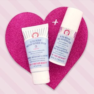 New ArrivalsValentine's Day Kits&Gifts @ First Aid Beauty