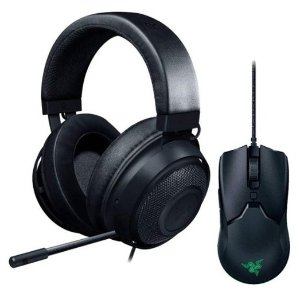 毒蝰mini $19.99Razer 外设特卖 键盘 鼠标 耳机等均有好价 低至5折