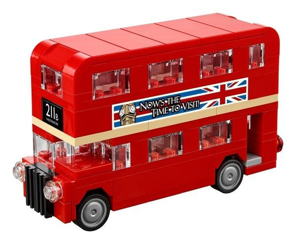 迷你伦敦巴士 40220   Creator 专家系列