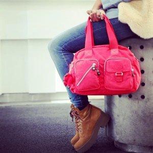 低至5折Kipling 精选小猴子包包、钱包、行李箱等超值热卖