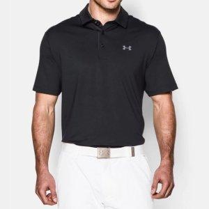 两件$64.99Under Armour Playoff 男子高尔夫Polo衫 多色可选