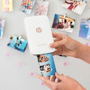好价$127.96 (原价$159.95)HP SPROCKET 手机便携打印机 口袋神器
