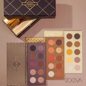 全线7折 £12收南瓜盘 落日余晖在你眼中Zoeva 用一半的价格 赶上UD品质的德国彩妆品牌