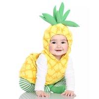 婴儿菠萝装扮服