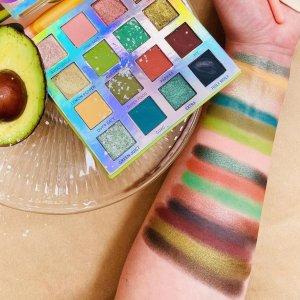 低至2.6折限今天:BHCosmetics 美妆热卖 新款水果甜点盘