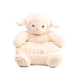 Lamb Plush Baby Seat