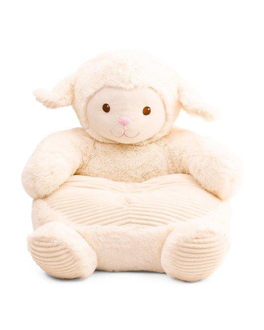 可爱小羊沙发