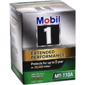 Mobil 1M1-110A 长效性能机油滤清器
