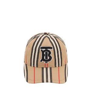BurberryLogo棒球帽