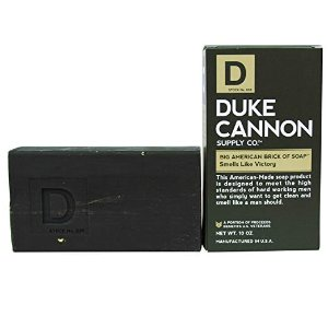$5Duke Cannon Men's Body Soap - 10oz