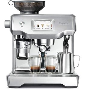 全自动触屏至臻浓缩咖啡机