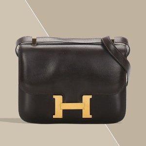 2折起+立减£35 LV法棍£330最后一天:Open For Vintage 九月大促 收Hermes、Chanel、Goyard、LV等
