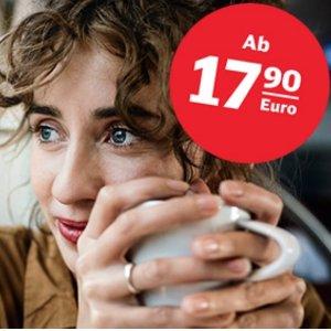 手慢无 德境单程只要€13.4