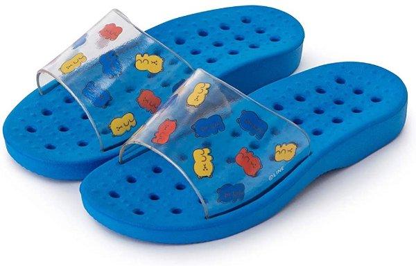 布朗熊 澡堂拖鞋