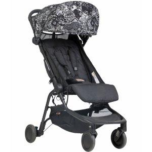 $199.99起+无税 新增猪年限量款Mountain Buggy Nano V2 系列童车等产品促销 可带上飞机