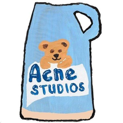 独家8.5折 £170拿下马海毛围巾Acne Studios 全面上新 收秋冬款围巾、泰迪熊外套等爆款