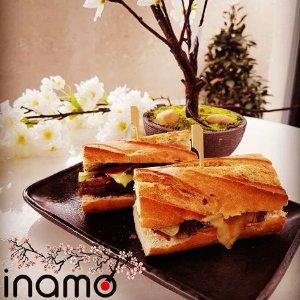 5折 3家连锁店可用 1.5小时随心畅食Inamo 人气日式餐厅 寿司、亚洲小食无限量畅吃