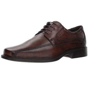 $68.99(原价$119.95)闪购:ECCO 精选New Jersey男士牛津皮鞋热卖