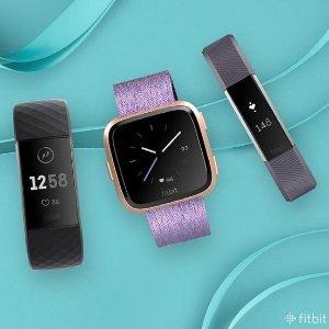 低至6折黒五价:Fitbit 运动手环、无线耳机等促销特卖