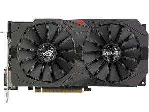 $129.99 送两款游戏大作ASUS ROG Strix Radeon RX 570 O4G 显卡