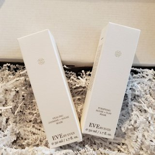 Eve By Eve's 清洁保湿面膜组|让毛孔和你说Bye Bye