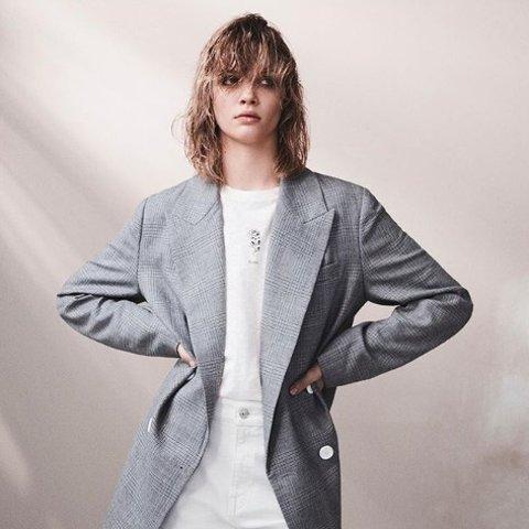 惊喜8.5折 新款修身毛衣£74 大衣£219收AllSaints 新款也好折 可酷可优雅 秋冬美衣上线满足你的百变时尚品格