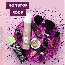 Free 11 Pc Nonstop Rock Beautywith $65 Pyrchase @ ULTA Beauty