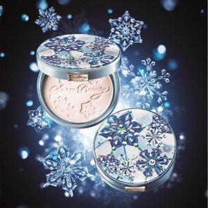 粉丝晒货:2个直邮美国到手价$117资生堂 Snow Beauty Whitening Face Powder 2019限定粉饼