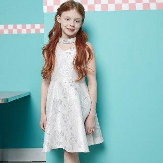 低至2折+免邮Century 21女童连衣裙促销 海量上新 白菜价收美裙