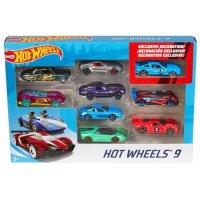 Hot Wheels 小汽车9辆
