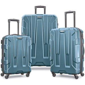 $262.75 一个箱子不到$90Samsonite Centric 行李箱3件套 满满的工业设计感