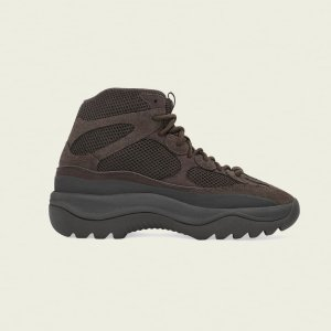 $200+Free Shipping Yeezy Desert Boot Oil @ adidas