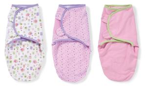 $13.56Summer Infant SwaddleMe 全棉婴儿安全包巾三个装