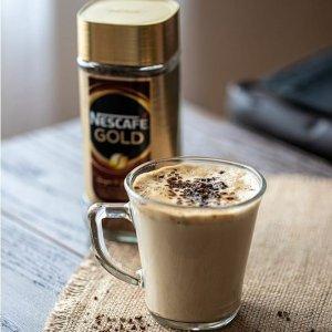 200g仅€9.8NESCAFÉ 雀巢 不含咖啡因咖啡 再也不怕影响睡眠质量啦