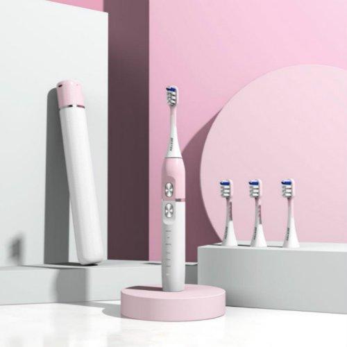 【只需发晒货】BESTEK超声波振动电动牙刷
