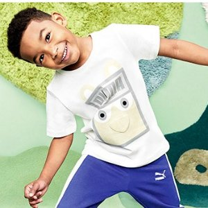 40% Off Full -priced Items, Extra 30% Off SalePUMA Kids Items Friends & Family Event