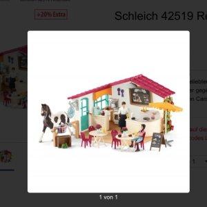 Schleich咖啡屋