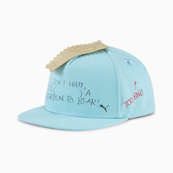 x MICHAEL LAU 2 鸭舌帽