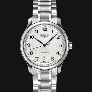 Dealmoon Exclusive: EXTRA $50 OffLONGINES Master Collection Automatic Men's Watch L2.628.4.78.6