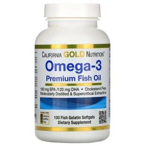Omega-3,优质鱼油