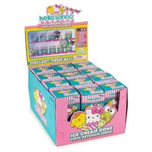 KidrobotHello Sanrio Ice Cream Cone Keychain Series by Kidrobot