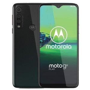 $181 4000毫安大电池摩托罗拉 G8 Play 无锁版手机 全家老少都能用