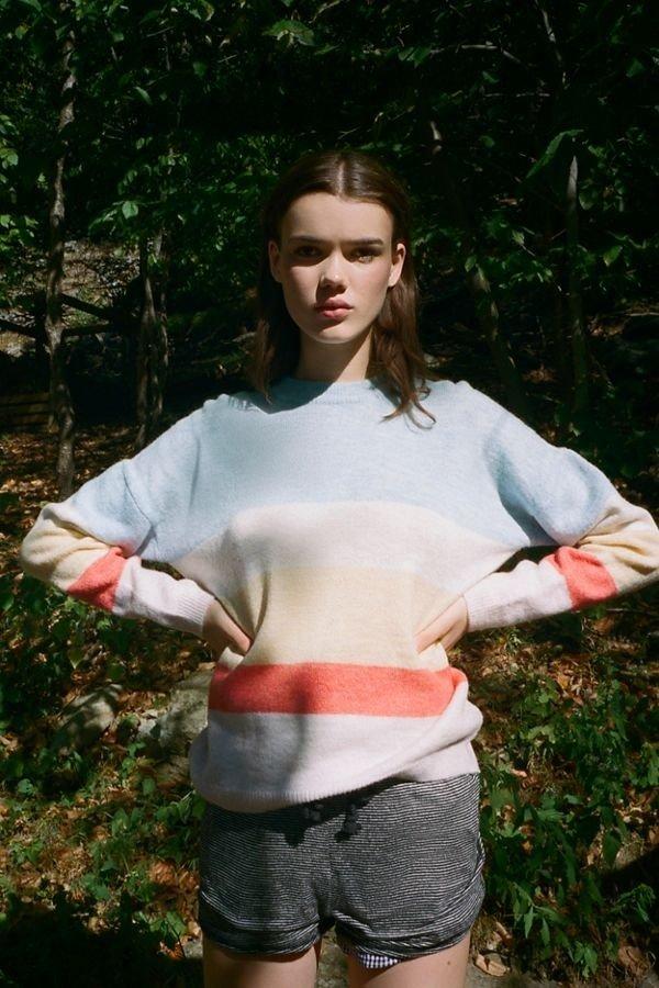 彩色毛衣 多色