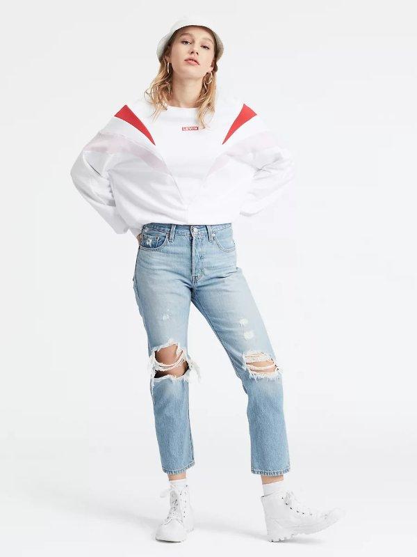 501牛仔裤
