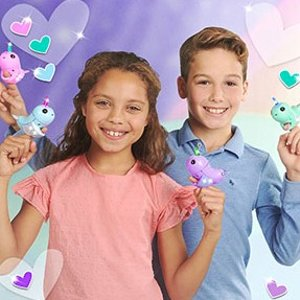 $4.99起史低价:WowWee 指尖系列互动玩具,收指尖独角兽、熊猫