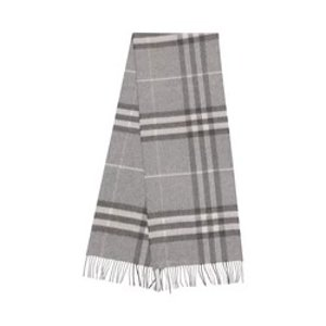 Burberry,The Classic Check Cashmere Scarf