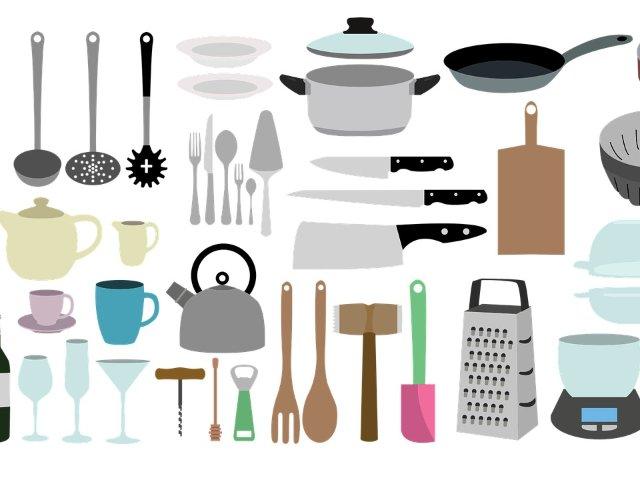 厨房用具英文科普 | 美国常用厨具...
