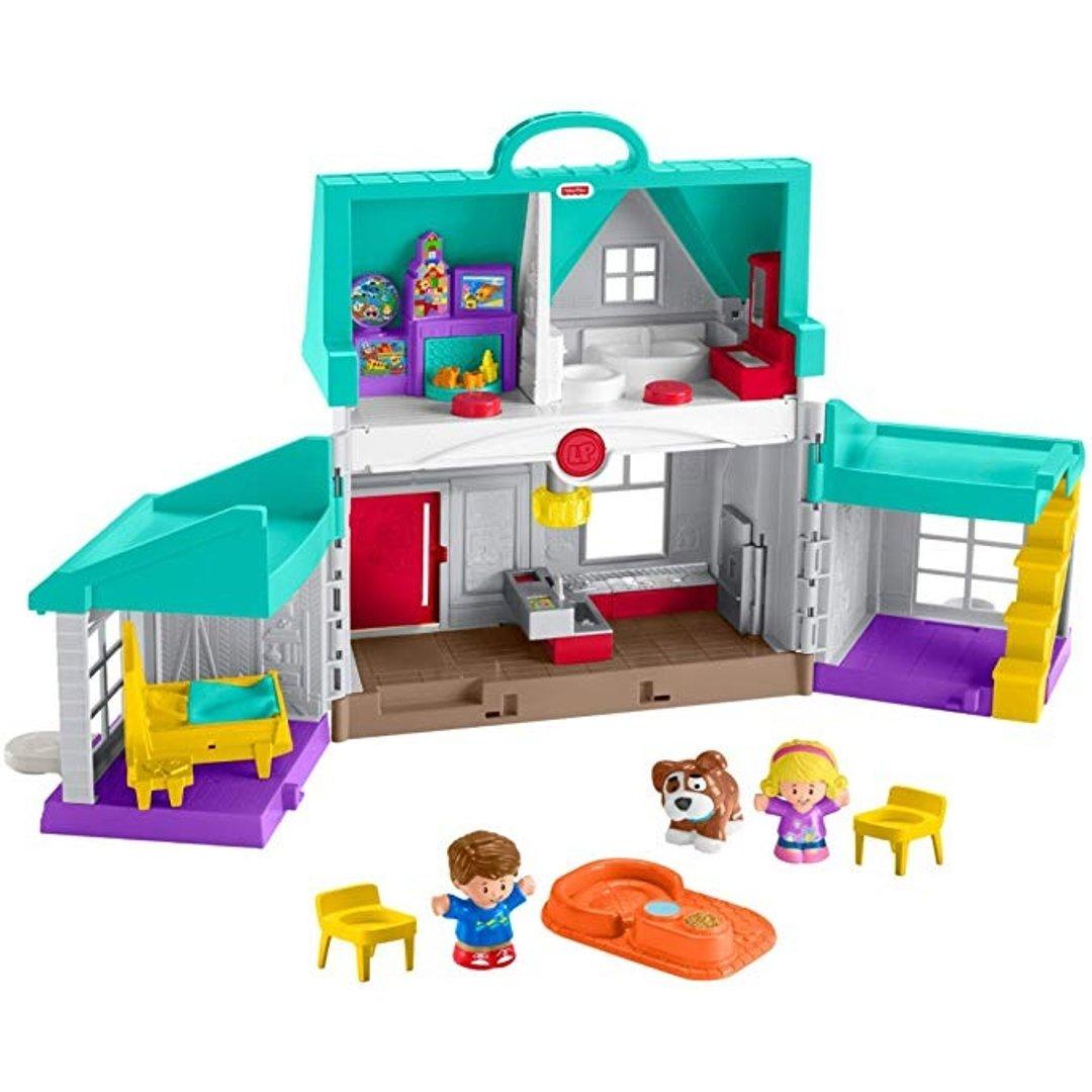 两层娃娃屋
