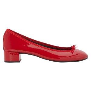 Repetto满£500享8折芭蕾鞋