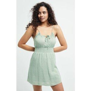 LA HeartsBuy 1 Get 1 For $0.01Keyhole Smocked Dress